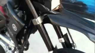10. 2009 Yamaha WR250X