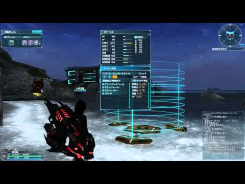 PSO2 - FiHu (Knuckle) - SH Bal Rodos - Damage Test - Knuckle's PA Buff (10th June 2015)