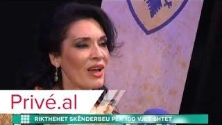 RIKTHEHET SKENDERBEU PER 100 VJET SHTET - PRIVE KLAN KOSOVA