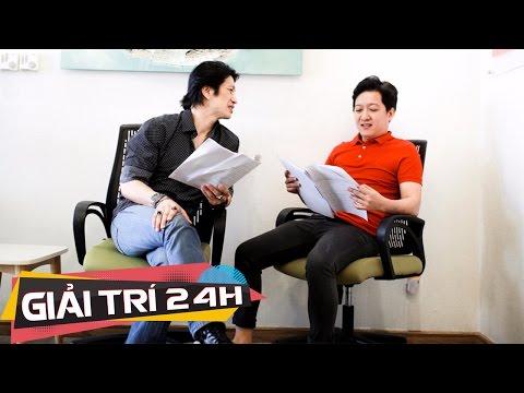 Trường Giang bắt tay Dustin Nguyễn trong phim hài hành động 79810 | Giải trí 24h