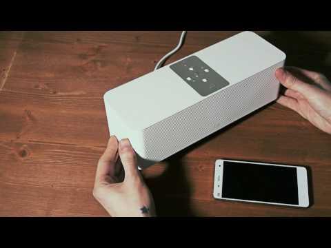 Xiaomi Mi Internet Speaker Вluetooth - колонка с функцией интернет радио (видео)