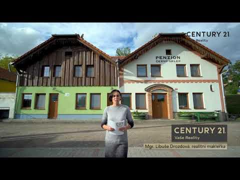Video Prodej penzionu s pozemkem 1900 m2, Dobšice