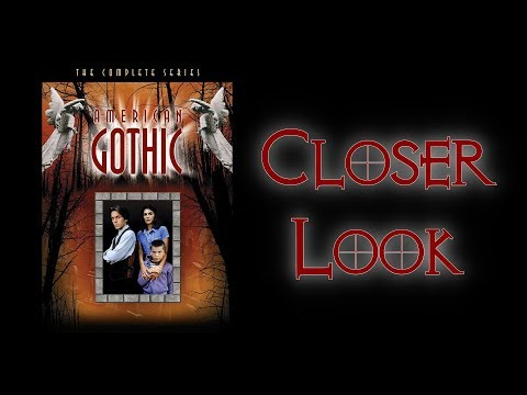 American Gothic (1995) Complete Series Closer Look