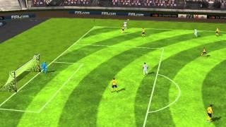 FIFA 14 IPhone/iPad - Ethiopia FC Vs. AEK Athens