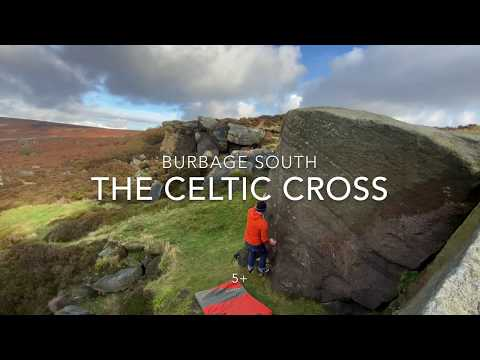 Burbage South - The Celtic Cross 5+
