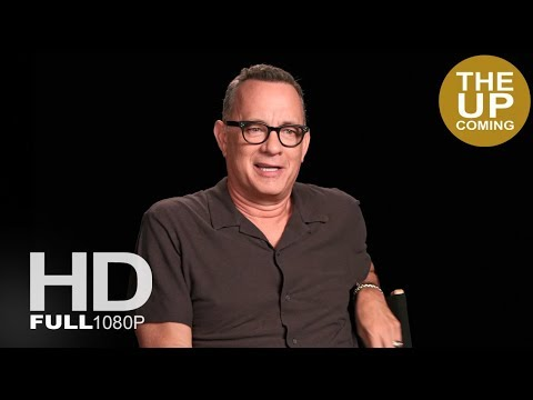 Tom Hanks interview on The Post, Steven Spielberg and Meryl Streep