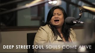 20.05.2016 Deep Street Soul stopped by Triple R Breakfasters with Jeff Sparrow, Geraldine Hickey and Sarah Smith. They performed 'Souls Come Live' from ...