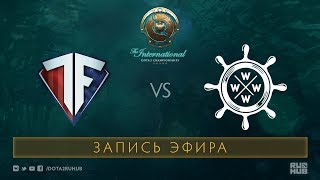 Freedom vs Wheel, The International 2017 Qualifiers [Merving]