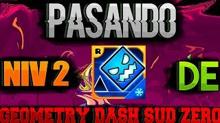 GEOMETRÍ DASH SUBZERO ALL COIN (NOCK EM) || EL DARKAR1419