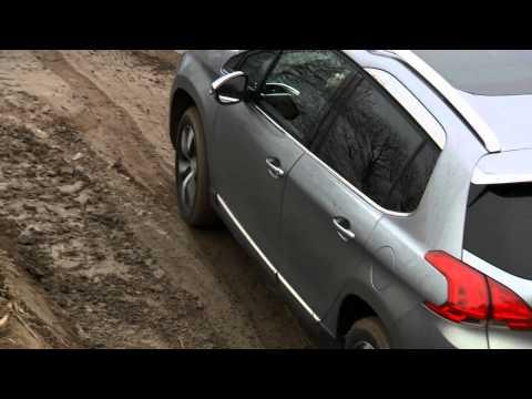 0 Essai Peugeot 2008 : Voyez la ville autrement!