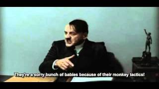 Hitler rants about the Manila hostage drama.