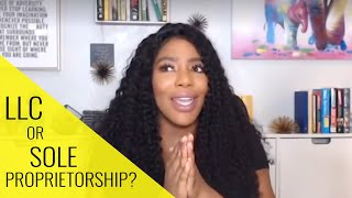 Going LEGAL with Your Hair Business | LLC & Sole Proprietorship - What's BEST for Your Hair Business by The Weed Show with Charlo Greene