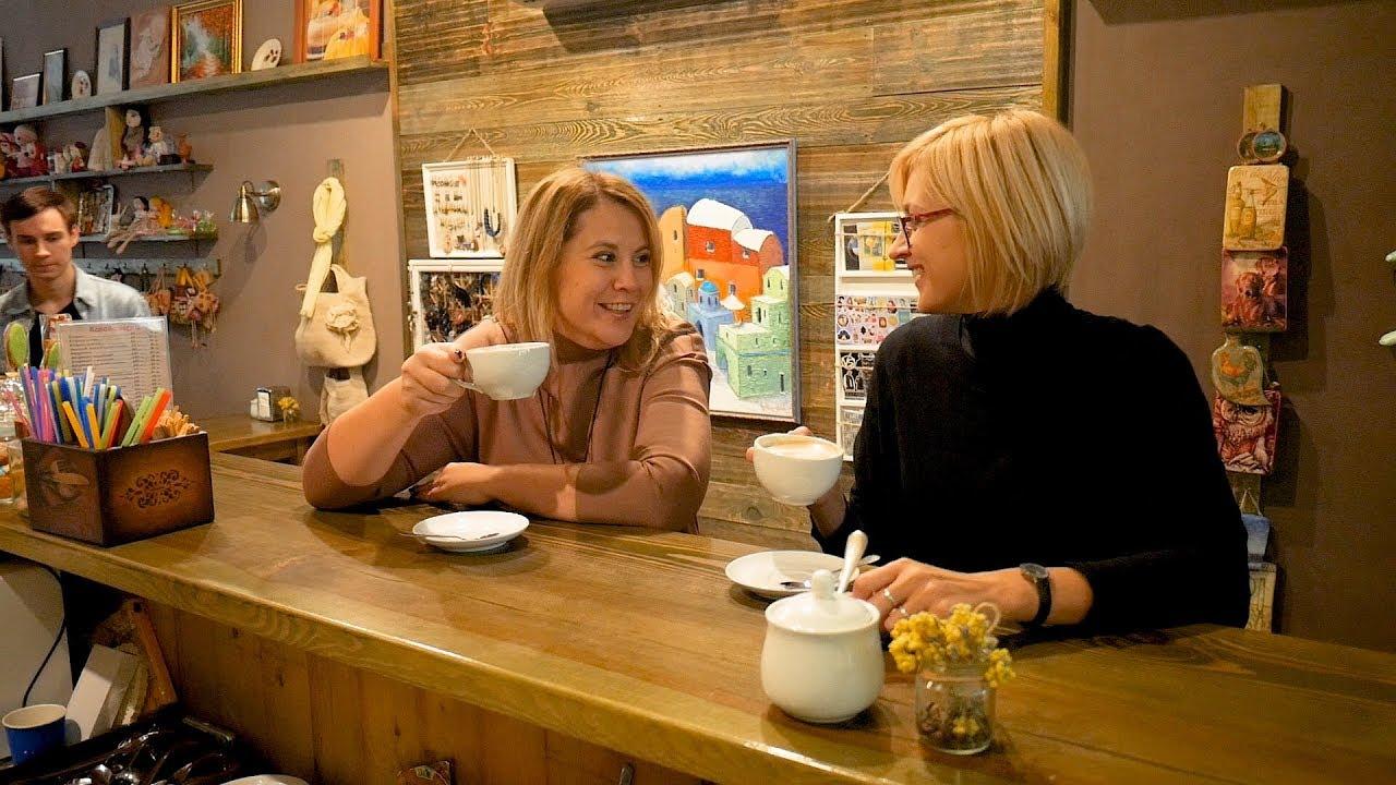 Украина: две Юлии и их кофейня
