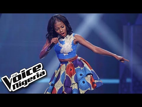 Efezino - 'Rockabye' / Live Show / The Voice Nigeria Season 2