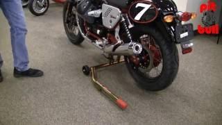9. Pit Bull Moto Guzzi V7 Rear Stand