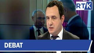 Debat - Albin Kurti 16.11.2018