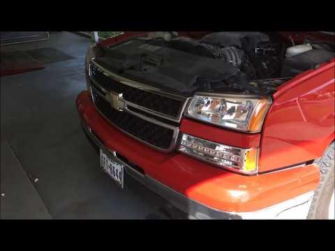 Chevy Silverado Lighting Upgrade Part 4 LED Headlight, Parking light bulb & Tail light Bulb Conversi