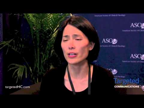 Dr. Shaw on Crizotinib Versus Chemotherapy in ALK-Positive NSCLC