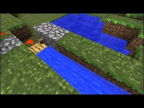 Insane Contraption: Minecraft Door Opener via 1.7 Patch