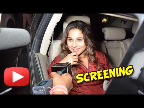 Hamari Adhuri Kahani Special Screening | Emraan Ha