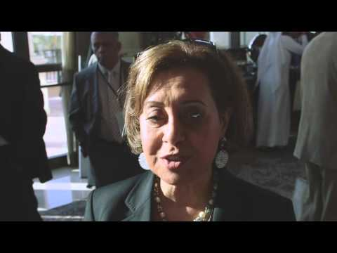Eye on Earth Summit 2015 - Interview with Dr Nadia Mukaram Ebaid