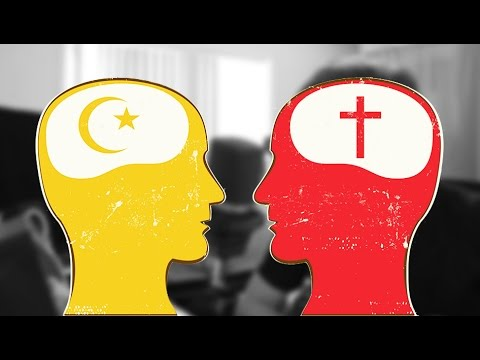 The POWER of RELIGION: #HangAyazNizami (GLASSES OFF) (видео)