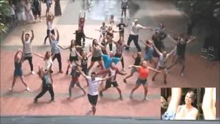Schuyler & Sonja's Flashmob Engagement / Wedding / Marriage Proposal - Bruno Mars