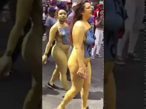 NAKED CARNIVAL ... Unbelievable is this really happening. Check it out 2017