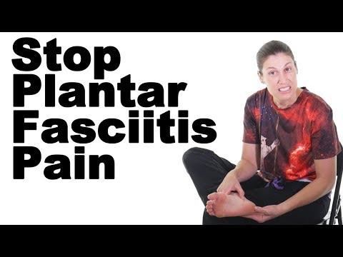 5 Best Plantar Fasciitis Pain Relief Treatments - Ask Doctor Jo