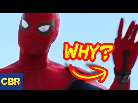 10 Superpowers Spiderman Has That Are Completely Useless!