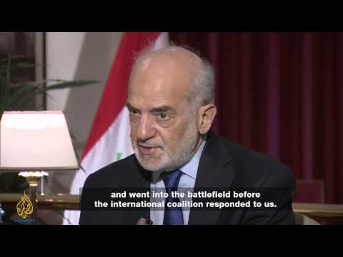 Al-Jaafari: No 'foreign military presence in Iraq'