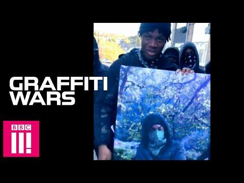 E19 vs Stratford Soldiers: Graffiti Wars | Famalam