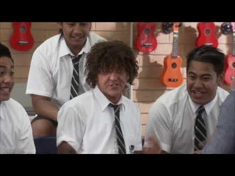 "Jonah From Tonga (DELETED) - Writing ""Don't Be A Bully"""