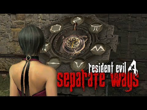 gratis download video - RESIDENT-EVIL-4--Separate-Ways-2-Ada-s-atrapalha-o-Leon