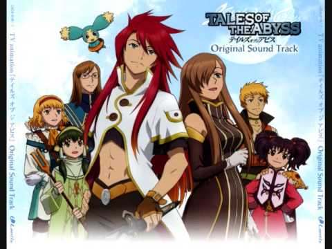 Tales of the Abyss Anime OST - 120 Steal Up Behind