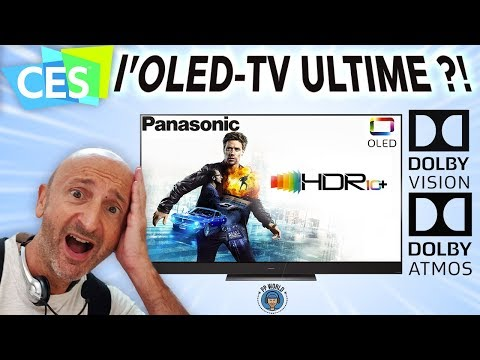Panasonic : L'OLED-TV ULTIME ! (Dolby Vision, HDR10+, ATMOS )