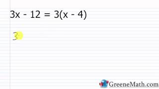 Algebra I Lesson 7: Solving Linear Equations with No or Infini...