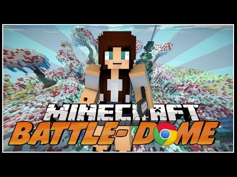 Minecraft BattleDome | EPIC RIVER FIGHT | Battle Phase W/ Friends