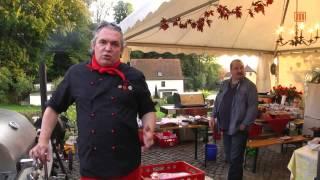 Pour le plaisir - Grillparty im L´ami Fritz mit dem deutschen Grillmeister Karl-Josef Gaub