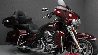 6. 2015  HARLEY DAVIDSON  FLHTCUL ELECTRA GLIDE ULTRA CLASSIC LOW  - National Powersports Distributors