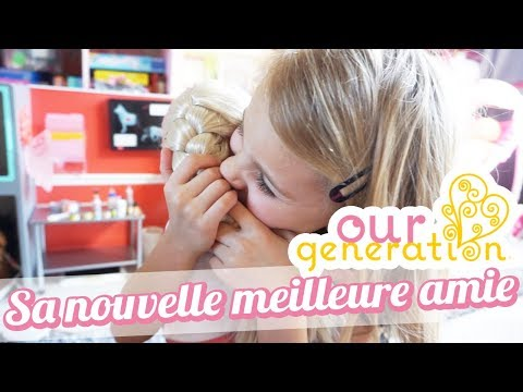 L'UN DE NOS PLUS BEAUX PARTENARIATS [OUR GENERATION DOLL]