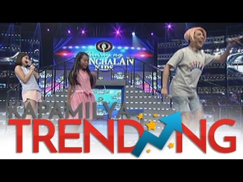 Vice Ganda vs. Anne Curtis in a Dancesport showdown