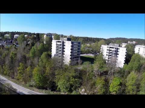 Kristiansand Drone Video