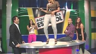 Video CALENTO EL AMBIENTE ESTA PARTICIPANTE DEL  KARAOKE DE AQUI SE HABLA ESPAÑOL MP3, 3GP, MP4, WEBM, AVI, FLV November 2018