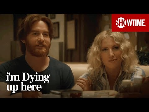 I'm Dying Up Here 1.05 Clip 'Where Ya Been?'