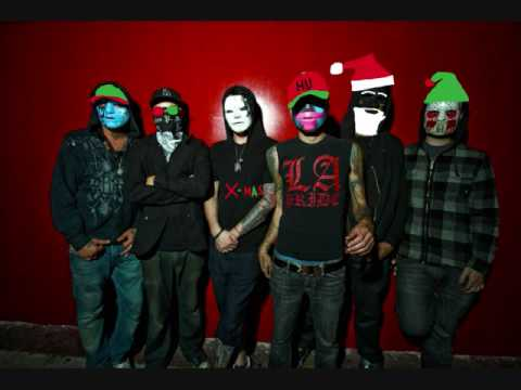 Hollywood Undead Its Christmas In Hollywood Music Video HU