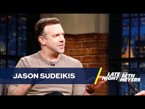 Jason Sudeikis Struggles to Explain That Colossal Is Not Monster Porn