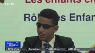 A visually impaired Moroccan teenager has found his niche thanks to a passion for technology. Mehdi Malakane has his own YouTube channel, which he uses ...