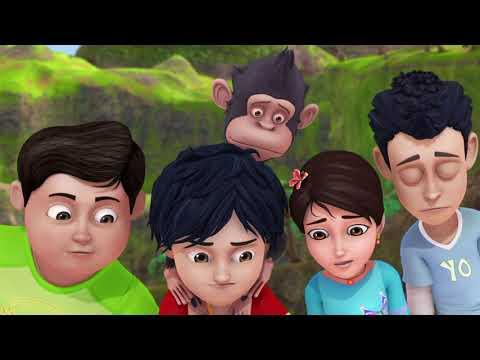 Shiva - Full Episode 26 - Baby Chimpanzee