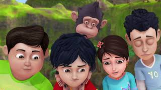 Video Shiva - Full Episode 26 - Baby Chimpanzee MP3, 3GP, MP4, WEBM, AVI, FLV Agustus 2018